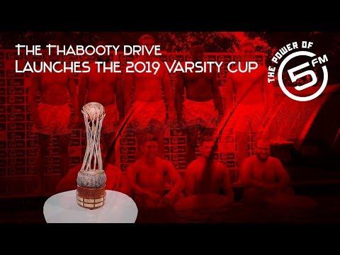 Varsity Cup 2019 Launch | Francois Pienaar & Ryk Neethling
