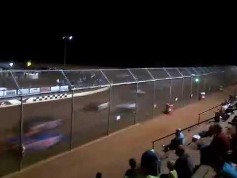 Swainsboro Raceway 9/2/17 Zaxby Create Late Model