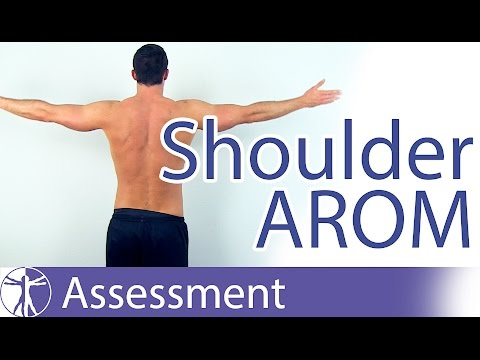 Active Range of Motion: Shoulder