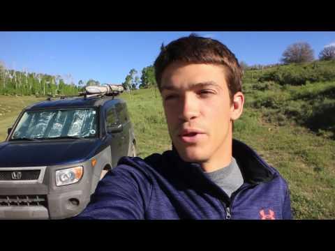 Van Life Utah Free Camping Near Zion National Park