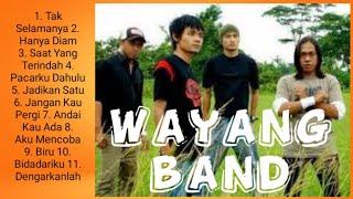 Download WAYANG BAND,FULL ALBUM    memorial hits-Tag 1 #musikkitaofficial
