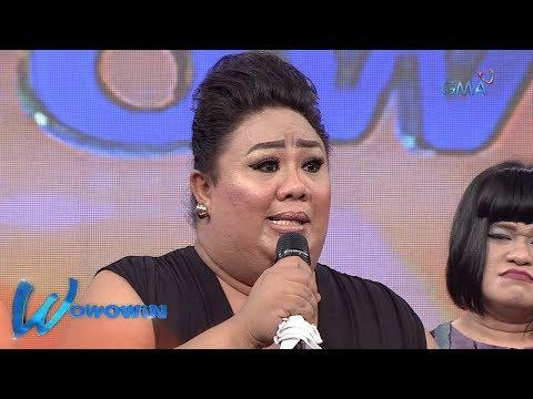 Wowowin: Petite, itinaboy noon ng pulis na ama
