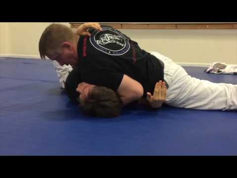 How to Have the Most Brutal Jiu-Jitsu (BJJ) Side Control Ever