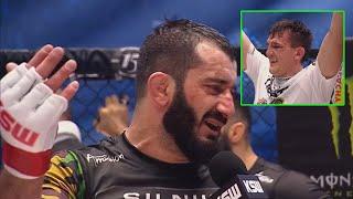 """Mamed Khalidov zna przyczyny przegranej na KSW 52: """"Askham był silniejszy fizycznie."""""""