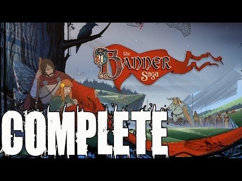 The Banner Saga Complete Walkthrough PC