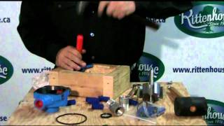 Rittenhouse Hypro Roller Pump Repair