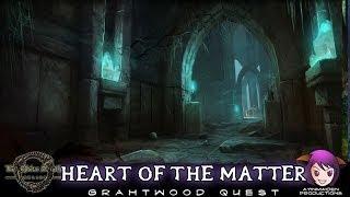 ★ Elder Scrolls Online ★ - L19 Heart of the Matter