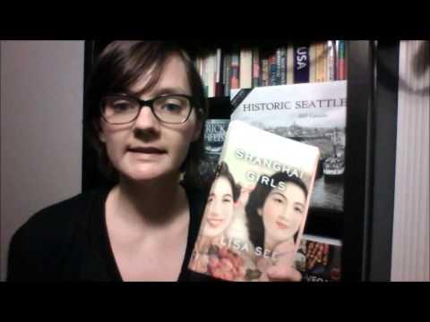 Shanghai Girls Book Talk