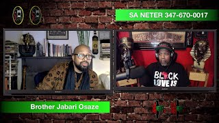 Brother Jabari & Sa Neter Strikes Back Once Again: Call Out To All Aborigines.