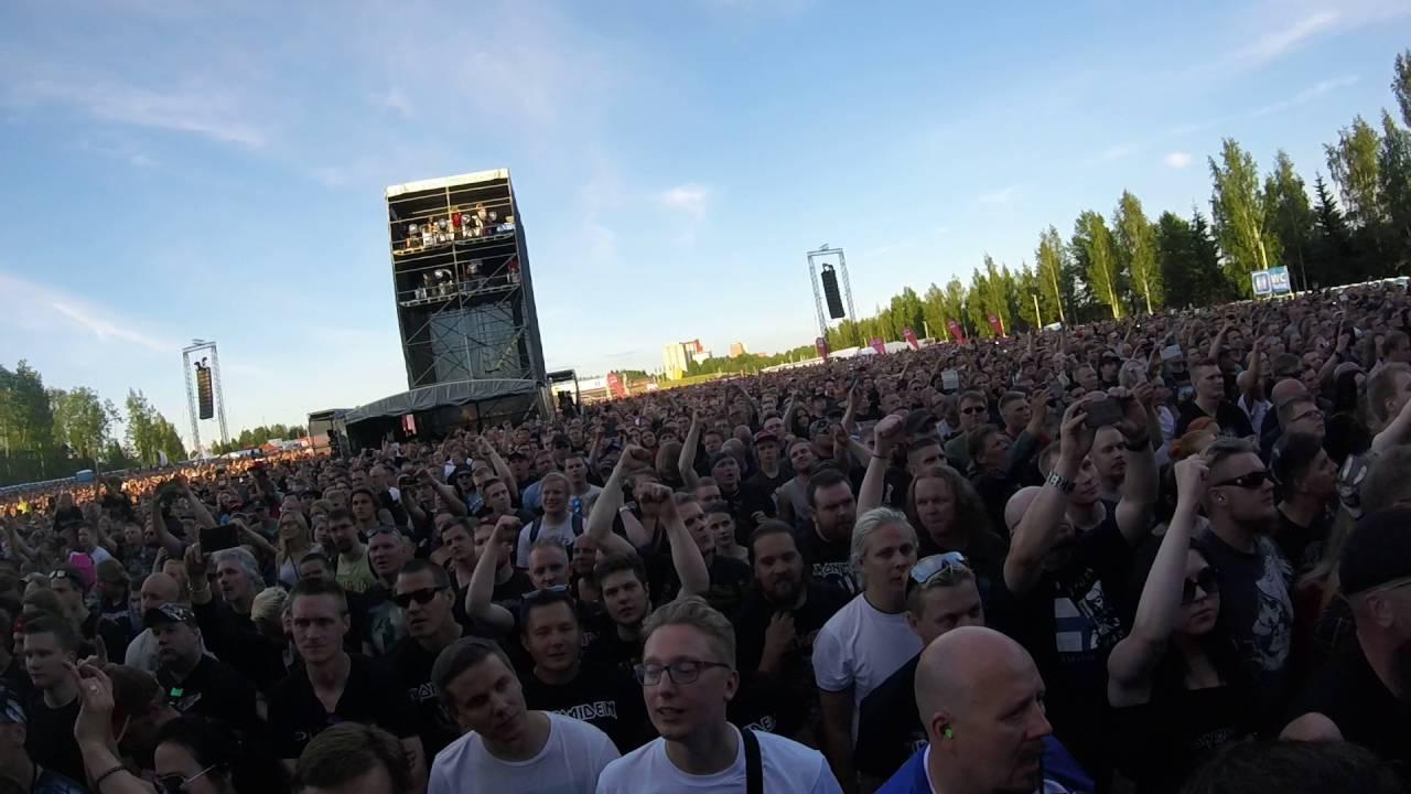 Iron Maiden Hämeenlinna