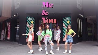 Download Lagu [KPOP IN PUBLIC CHALLENGE] EXID 'Me&You' Dance Cover by KEYME from Taiwan