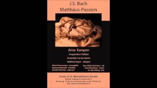 J.S. Bach Mattheus Passion - Choral 23 - Ich will hier bei dir stehen