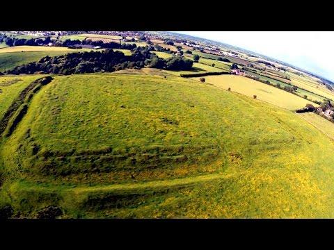 Maglona Roman Fort, Wigton, Cumbria