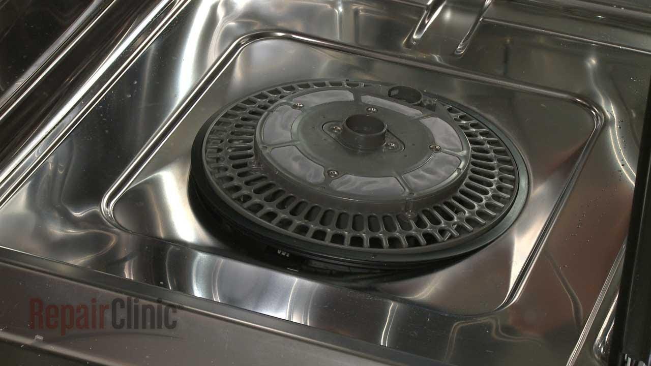 Dishwasher Lg Filter Drain