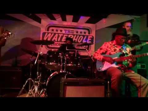 Elmore James Jr & the Broomdusters 3.2.18 @ Water Hole!