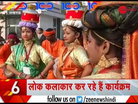 News 100: Uttar Pradesh Investors' Summit 2018 in Lucknow