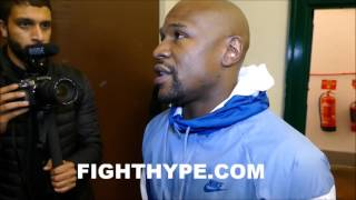 FLOYD MAYWEATHER MENTIONS CANELO AND TERENCE CRAWFORD WHILE TALKING P4P AND RIPPING JIM LAMPLEY