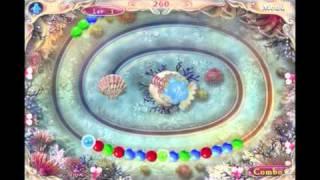 Aqua Pearls iPhone