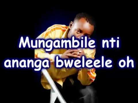Ronenjoh: Kunzisa - Eddy Kenzo lyrics Uganda