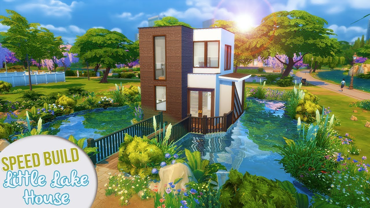 how to build an underground house sims 4