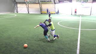 Полный матч Rest 1 4 Brothers United Турнир по мини футболу в Киеве