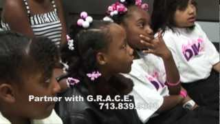 Conversation with GRACE #11 - God Has Divas TOO! (Youth Mentoring)
