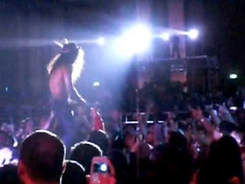 Slank - Piss @ I SLANK U Concert (11 Mei 2012 @ Ritz Carlton)