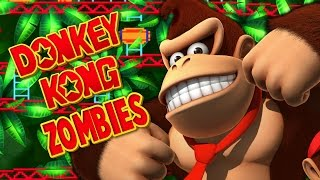 DONKEY KONG ZOMBIES (Call of Duty Zombies)