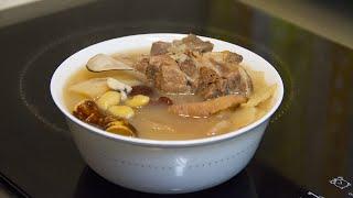 保健湯水 - 粉葛健脾化濕湯(袪濕解燥)