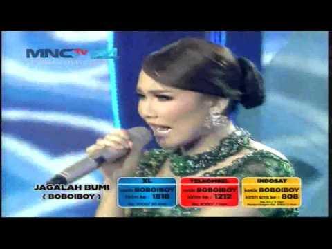 Ayu Ting Ting Feat. Zaskia Gotik