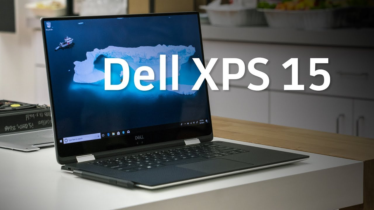 Dell S Xps 15 2018 Kaby Lake G In A Convertible Design