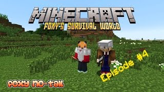 Minecraft Survival - How to CHICKEN!!! [4]