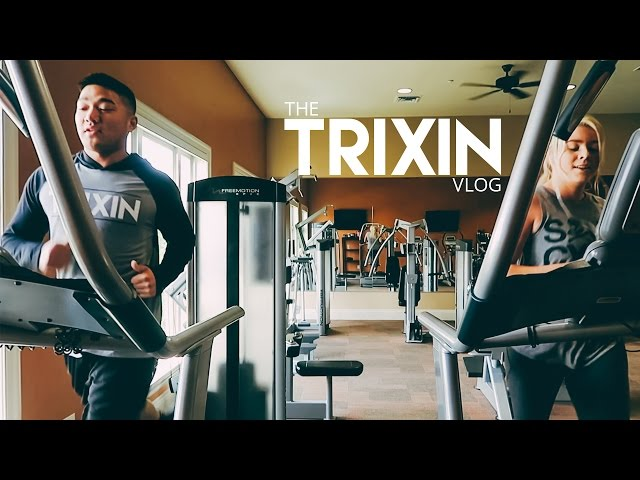 ITS COMING!!! | TRIXIN VLOG