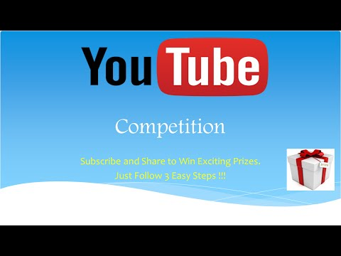 Subscribe & Win Online Contest | Exciting Prizes for Winners