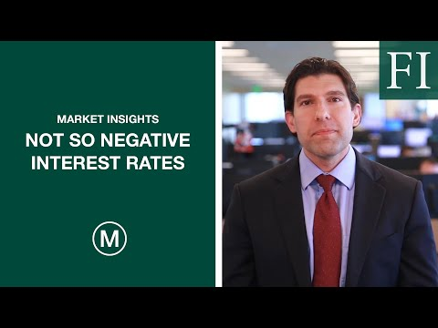 Market Insights - Not So Negative Interest Rates | Fisher Investments