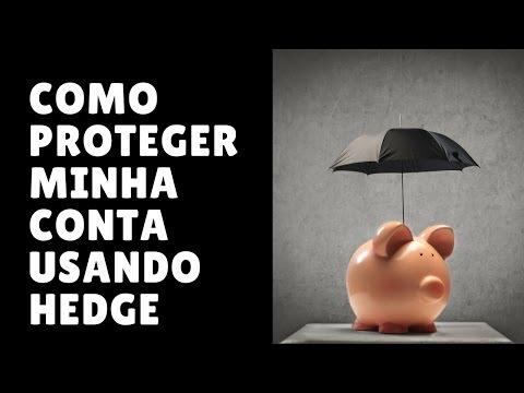 Como proteger sua carteira de ações usando hedge