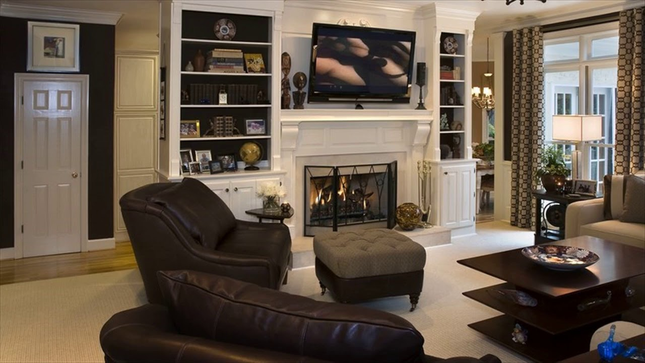 Living Room Ideas Cream And Brown Youtube