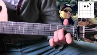 Tomi Popovic a Dara Rolins - Nebo peklo raj  - gitarové akordy