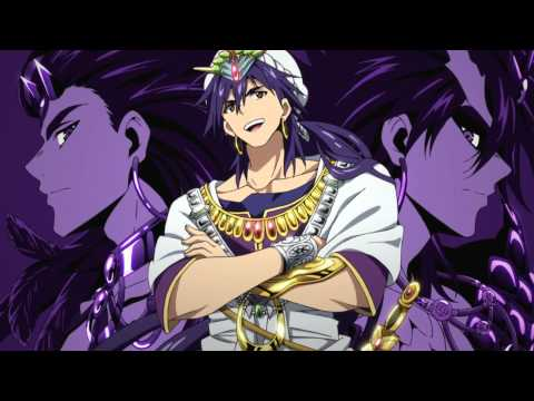 © Magi The Labyrinth Of Magic/マギ Ending 2 Ver.1 Creditless