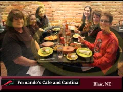 Blair Nebraska's Fernando's Cafe on Our Story's What's Cookin