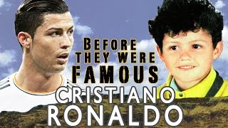 CRISTIANO RONALDO - Before They Were Famous