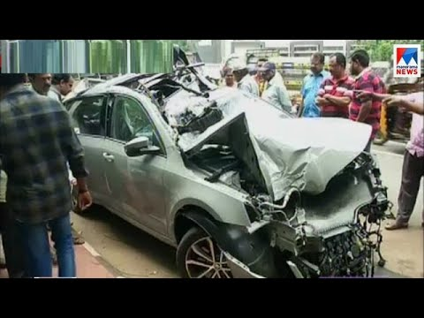 Overspeed Led To Death At Trivandrum Accident