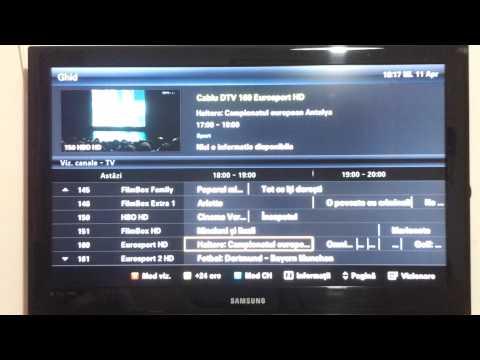 Installation Ci + Modul Sony