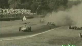 Wolfgang von Trip's Fatal Crash at Monza (GRAPHIC)