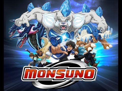 مونسونو - سبيس تون - Monsuno