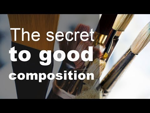 The secret to good composition