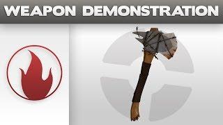 Team Fortress 2 Оружие — Огнетопор