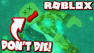 FLOOD ESCAPE 2 *YOU CAN'T DIE* CHALLENGE!! (Roblox)