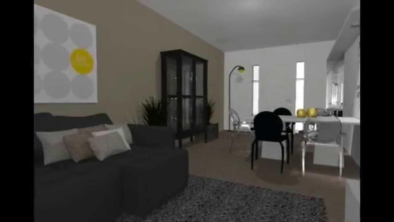Como decorar a sala comprida dicas de arquitetura youtube for Como decorar sala