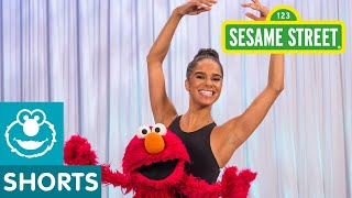 Sesame Street: Stretch with Misty Copeland and Elmo